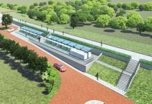 Station Arkel stp3_vogelvlucht_klein
