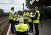 Controle veiligheid op MerwedeLingelijn