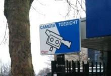Foto bord camera's,  Gorinchem